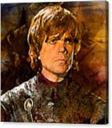Game Of Thrones. Tyrion Lannister. Canvas Print