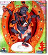 Ganapati  10 Canvas Print