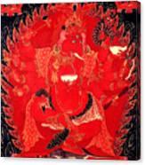 Ganapati 14 Canvas Print