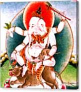 Ganapati 2 Canvas Print
