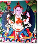 Ganapati  6 Canvas Print