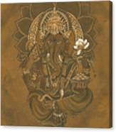 Ganesa Canvas Print