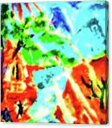 Gangotree Canvas Print