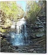 Ganoga Falls 3 - Ricketts Glen Canvas Print