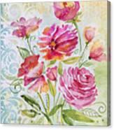 Garden Beauty-jp2957b Canvas Print