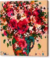 Garden Bouquet Canvas Print