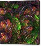Garden Bright  Canvas Print