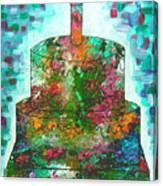 Garden Cake Canvas Print