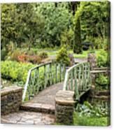Garden Dublin Canvas Print
