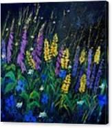 Garden Flowers 679080 Canvas Print