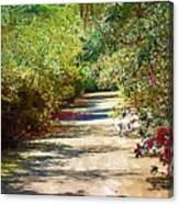 Garden Hideaway Canvas Print
