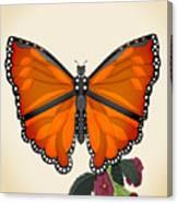 Garden Jewelry Canvas Print