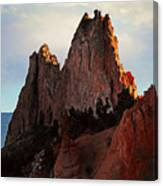 Garden Of The Gods Canvas Print