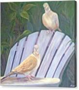 Garden Pals Canvas Print