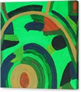 Garden project Canvas Print