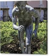 Garden Statue Ringling Museum  Canvas Print
