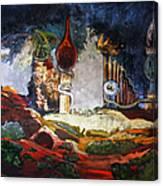Gardinia Canvas Print