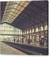 Gare Du Nord Canvas Print