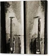 Garlocks Cooler Doors Canvas Print
