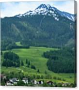 Garmisch-partenkirchen Germany Canvas Print