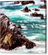 Garrapata Highlands 6 Canvas Print