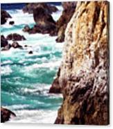 Garrapata Highlands 7 Canvas Print