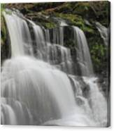 Garwin Falls Upper Cascade Canvas Print