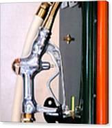 Gas Pump Handle Canvas Print