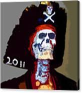 Gasparilla Pirate Fest Poster Canvas Print