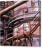 Gasworks Park Canvas Print