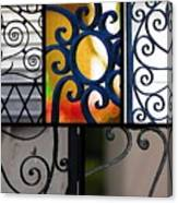 Gate Designs Canvas Print