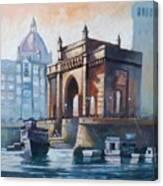 Gateway To India Canvas Print