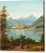 Gaudenz Von Rustige Canvas Print