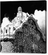 Gaudi House Canvas Print