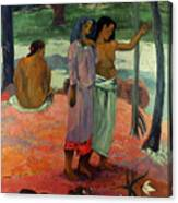 Gauguin: Call, 1902 Canvas Print