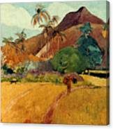 Gauguin: Tahiti, 1891 Canvas Print