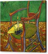 Gauguin's Chair Canvas Print