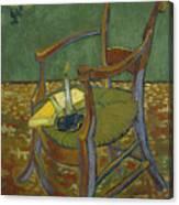 Gauguin's Chair Canvas Print