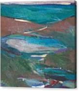 Gem Tide Canvas Print