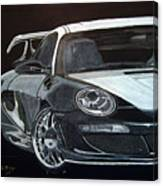 Gemballa Porsche Right Canvas Print