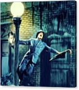 Gene Kelly, Singing In The Rain Canvas Print