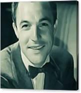 Gene Kelly, Vintage Actor/dancer Canvas Print