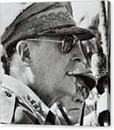 General Douglas Macarthur, 1944 Canvas Print