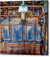 General Electric Canvas Print