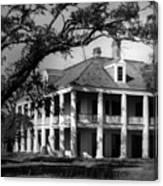 General Jackson's Headquarters Canvas Print