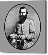 General Jeb Stuart Canvas Print