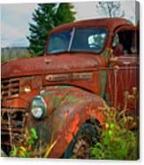 General Motors Truck Canvas Print