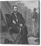 General U.s. Grant Canvas Print