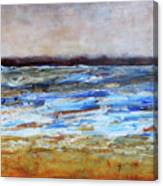 Generations Abstract Landscape Canvas Print