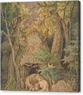 Genoveva                                    Canvas Print